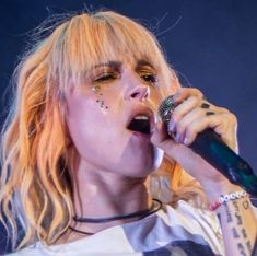 Hayley Paramore, Paramore Hayley Williams, Mallory Knox, Hayley Wiliams, Taylor York, Palaye Royale, Falling In Reverse, Famous Last Words, Black Veil Brides