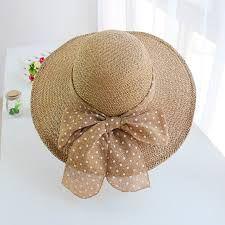 d82d84094c52a Resultado de imagen para sombreros damas de rafia ala corta