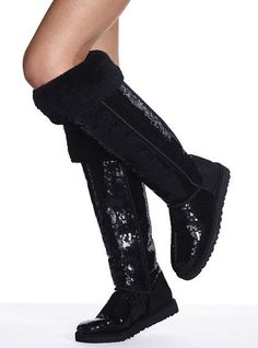 love these! But, they are probably not the most practical Uggs I could get for the wet sloppy German weather.