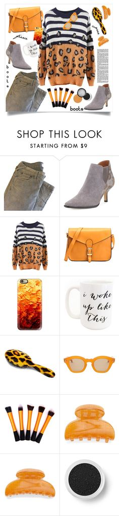 """Boots"" by mmk2k ❤ liked on Polyvore featuring Donald J Pliner, Casetify, Moon and Lola, Rock & Ruddle, Hakusan, France Luxe, Giorgio Armani, Boots and contestentry"