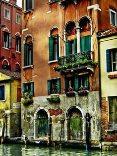 Venice, Italy..One of the places I would def return for a second visit!