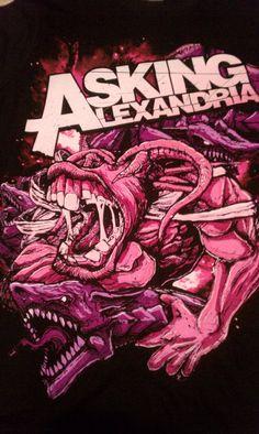 asking alexandria | Asking Alexandria Logo Wallpaper