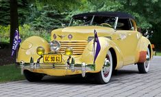 Tom Mix's Restored Cord 812 To Appear At Arizona Concours d'Elegance.