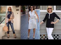 Mujeres de 50 bien vestidas