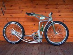 Hot Rod Custom Bicycle