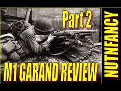 PART 2 of The Garand appeared on the world stage at a critical crossroads in world history. If it had been a poor design, it was be nothing more than y. World History, World War Ii, M1 Garand, Browning, Rifles, Weapons, Competition, Stage, Youtube