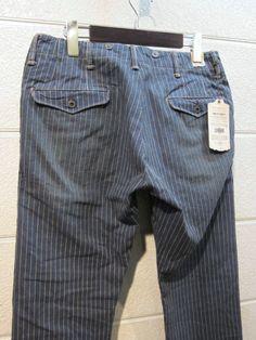 RRL / Wabash Stripe Trouser Pants