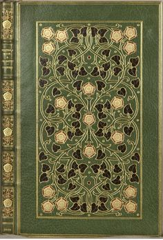 SPENSER, Edmund. Epithalamion and Amoretti. London: John & E. Bumpus, Ltd., 1903. Binding by Bumpus of Oxford.