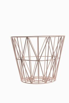 Rose Wire Basket by Ferm Living