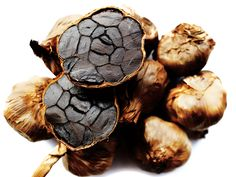 Black Garlic: imparts a smoky, umami flavour, though it takes 2-3 weeks to make, it's totally worth it
