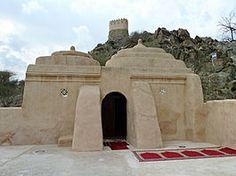 Al Badiyah Mosque - UAE