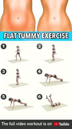Tummy Exercise At Home, Flat Tummy Workout, Full Body Gym Workout, Slim Waist Workout, Workout Women, Daily Workout At Home, Dip Workout, Lose Fat Workout, Lower Belly Workout