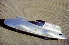 1956 Fiat-Abarth Bertone