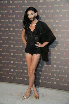 Conchita Wurst bude na tohtoročnej Eurovízii reprezentovať Rakúsko.