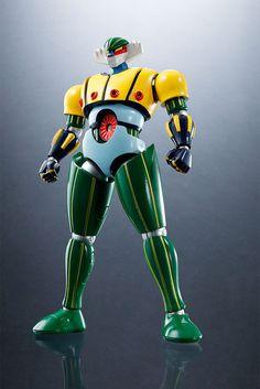 Jeeg Robot D Acciaio Bandai Tamashii Super Robot Chogokin Kotetsu Jeeg.