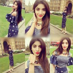 #MawraHocane Looks Gorgeous in London wearing!