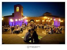 Robert Hall Winery in Paso Robles CA - Uhhhhmazing vineyard wedding venue can offer an outdoor or indoor cellar style ceremony.  The Vineyards are amazing to photograph in at Sunset as well!