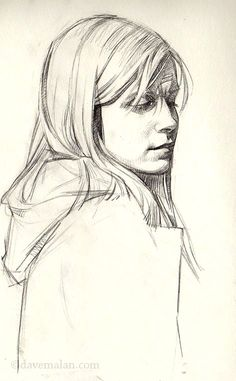 David Malan drawings