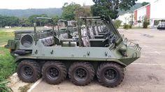 La Fuerza Armada Nacional de Venezuela adquirió un lote de vehículos de reconocimiento ligero 8x8 Norinco ATV CS/VP4, de fabricación china, con la finalidad de mejorar la movilidad de las unidades operativas fronterizas del Ejército y la Armada (Infantería de...