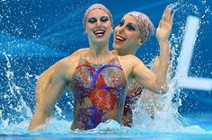Swimming pictures on pinterest synchronized swimming swimming and