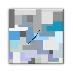 orologio da parete 50 x 50 cm. in plexiglass