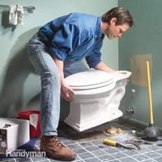 Toilet Repair