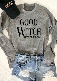 🎃 FREE Shipping Worldwide.  🎃 Get your Halloween Outfits / Costumes at Kissgirly.com Halloween Outfits, Halloween Shirt, Halloween Vinyl, Halloween Doodle, New Outfits, Cool Outfits, Business Outfits, Fashion Prints, Women's Fashion