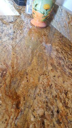 Yellow River Granite Countertop