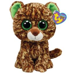 TY Beanie Boos Speckles The Leopard 6 Inch Boo Plush Teddy Cuddly Soft Toy 36067