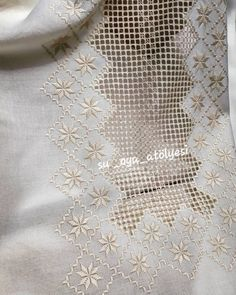 Bargello, Hardanger Embroidery, Rococo, Knots, Needlework, Embellishments, Hanger, Quilts, Blanket