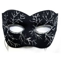 Volt Mens Masquerade Mask ❤ liked on Polyvore featuring men's fashion, men's clothing, men's costumes and masks