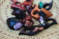 Brazilian Hardwood, Jewelry Making, Desserts, Food, Meal, Jewellery Making, Deserts, Essen, Hoods