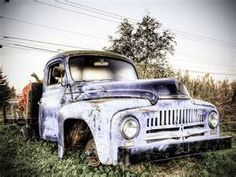 Love this old truck as nature turns her into a work of art visually