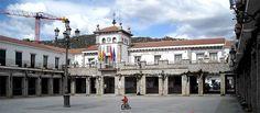 Plaza Mayor Hoyo de Manzanares