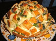 Blooming Onion Bread Recipes | Bloomin' Onion Bread