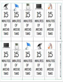 Organizing Made Fun: Goodbye School, Hello Summer: Summer chore charts and schedules