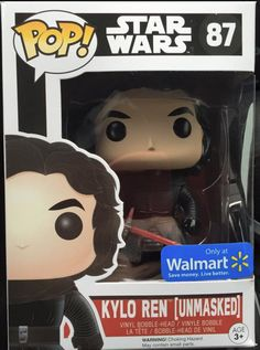 Star Wars The Force Awakens Funko Pop Vinyls and Much More Now Available - PopVinyls.com