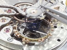 This is only a basic guide to cleaning a basic watch movement and is intended for people who are just getting into watch repair but have good mechanic abilities. There are many factors to consider and some different procedures for watches with different functions. There are several tests and procedures that need to be preformed