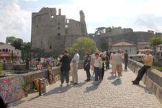 Prochainement, 1er et 2 juin, Clisson devient la place du tertre du vignoble de nantes.Inscrivez vous et participez : http://www.levignobledenantes-tourisme.com/ti-amo/fetes-et-festivals/festival-montmartre-clisson