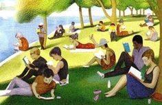 Georges Seurat I like it, but it needs parents reading to children. Otherwise, great update.