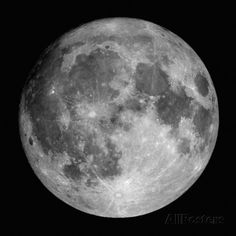 Full Moon Photographic Print by Stocktrek Images at AllPosters.com