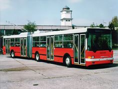Ikarus 435T '1994 Road Train, Busses, Commercial Vehicle, Public Transport, Transportation, Cars, Vehicles, Urban, Hungary