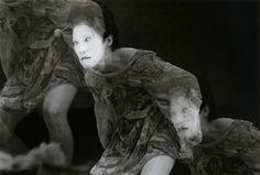 liquidnight:    Eikoh Hosoe - Hijikata's disciple, dancing Nagasukujira as choreographed by Hijikata, from the Butoh Dance series, 1972  From Eikoh Hosoe - Aperture Masters of Photography