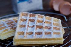 An unbeatable recipe for Thermomix Express Waffle Dough on Yummix Dessert Thermomix, Thermomix Bread, Desserts With Biscuits, Mini Desserts, Cooking Chef, Cooking Time, Batch Cooking, Prep & Cook, Crepe Recipes
