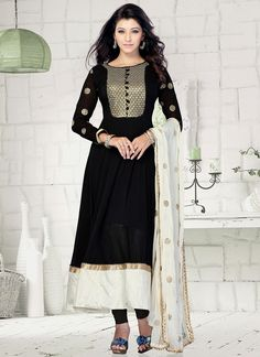 Latest Indian Kalidar Suits Best Salwar Kameez Collection for Women  2014-2015 (10)
