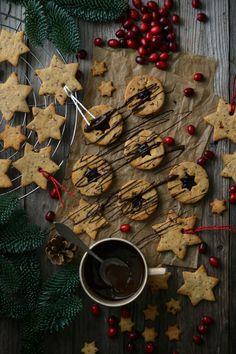 Sweet Gula: Bolachas de Natal [com arandos vermelhos]