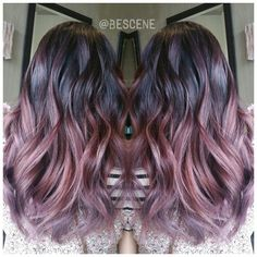 Linh Phan @bescene ☀ MUTED MAUVE ☀ u...Instagram photo | Websta (Webstagram)