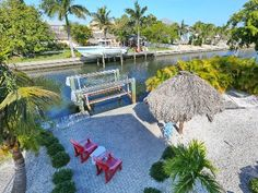 Fish or Boat from your Private Dock on Deep Canal with Boat Lift