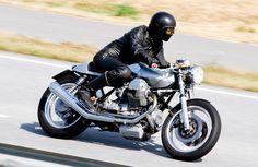 #MotoGuzzi #CafeRacers by Kaffe Maschine ~ Return of the Cafe Racers