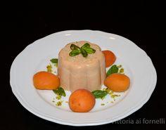 Bavarese di albicocche ricetta estiva - Vittoria ai fornelli